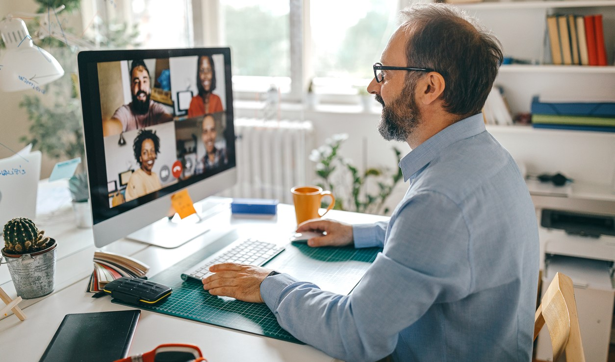 Hybrid Work Environment Poses Security Challenges for SMBs